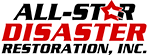 All-Star Disaster Restoration Inc. Small Logo