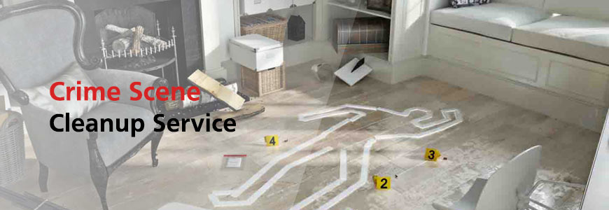 Crime Scene Cleanup Service in Greater Tulsa