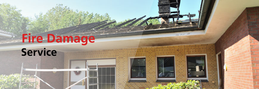 Fire Damage Service in Greater Tulsa