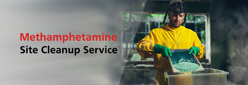 Methamphetamine Site Cleanup Service in Greater Tulsa