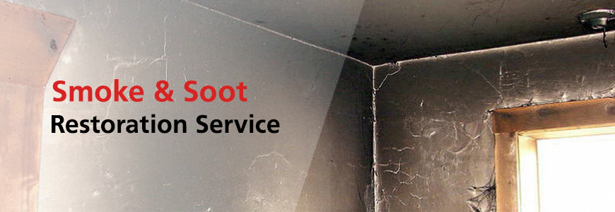 Smoke & Soot Restoration Service in Greater Tulsa