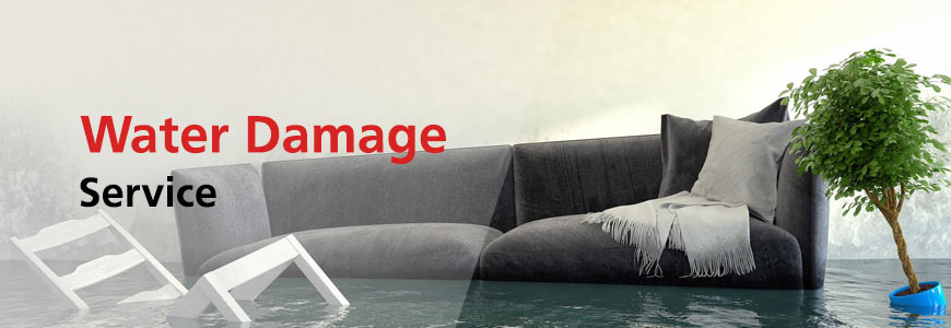 Water Damage Service in Greater Tulsa
