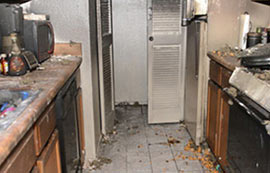 Fire Damage Remediation in Tulsa